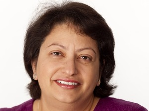 BBC Chief Financial Officer Zarin Patel