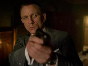 Daniel Craig in 'James Bond: Skyfall'