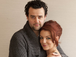 Mrs Biggs: Sheridan Smith as Chairmain Biggs and Daniel Mays as Ronnie Biggs