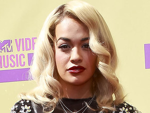 Rita Ora attends the MTV Video Music Awards 2012