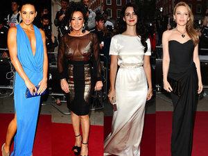 Louise Hazel, Nancy Dell&#39;Olio, Lana Del Rey, Kylie Minogue, GQ Awards 2012