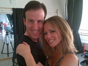 Kimberley Walsh is confirmed for Strictly Come dancing 2012
