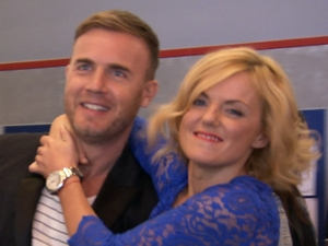 The Xtra Factor Episode 4: Geri gets Gary in a headlock