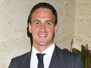 Ryan Lochte, Brian Atwood Flagship Store Launch Party