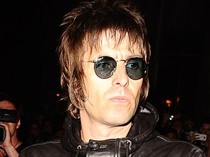 Liam Gallagher arriving at the 2012 GQ Men Of The Year Awards at the Royal Opera House, London