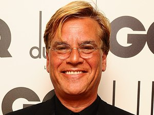 Writter of the year Aaron Sorkin at the GQ Men Of The Year Awards at the Royal Opera House, London