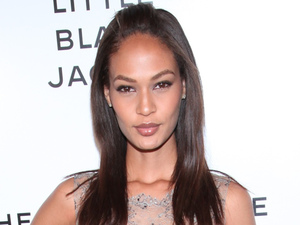 Joan Smalls Chanel's, The Little Black Jacket Event at the Swiss Institute