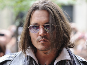 Johnny Depp at the 2012 Toronto International Film Festival - &#39;West of Memphis&#39; - Premiere.