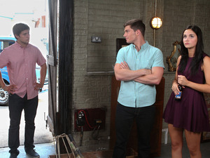 Tyler returns to the Square to find Lauren and Joey trashing The Emporium.