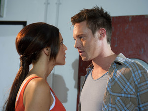 Cindy and Rhys grow closer.