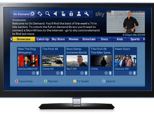 Sky rebrands Anytime TV guide
