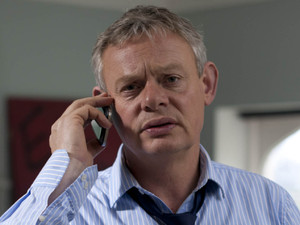 Martin Clunes in 'A Mother's Son'