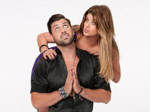 Dancing With The Stars: All-Stars pairs: Kirstie Alley and Maksim Chmerkovskiy