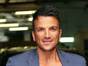 Peter Andre outside the ITV studios London, England - 24.08.12 Mandatory Credit: WENN.com