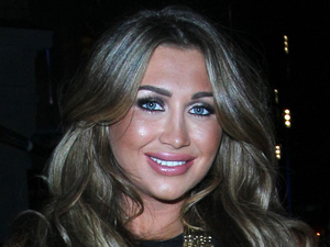 "Lauren Goodger of ""The Only Way Is Essex"" leaving Cafe de Paris nightclub London, England - 02.09.12 Mandatory Credit: WENN.com"
