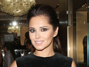 Miss mode: Cheryl Cole at Giuseppe Zanotti Design store on Sloane Street.