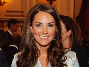 Catherine, Duchess of Cambridge aka Kate Middleton Queen Elizabeth II hosts a reception for visiting Heads of State to celebrate the London 2012 Olympic Games, held at Buckingham Palace London, England - 27.07.12 ****NO UK SALES FOR 28 DAYS** Available for publication in the UK & USA only. Not for publication in the rest of the world** Mandatory Credit: WENN.com