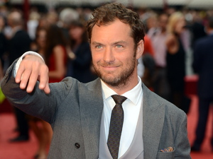 "Jude Law at the premiere of ""Anna Karenina"" at Odeon, Leicester Square, London, England- 04.09.12 Credit: (Mandatory): WENN.com"