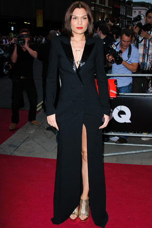 Jessie J The GQ Men of the Year Awards 2012 - arrivals London