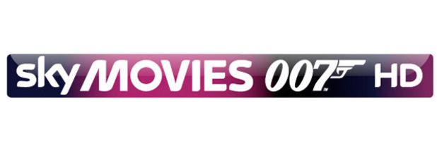 Sky Movies 007 HD logo
