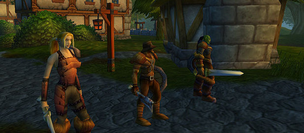&#39;World of Warcraft&#39; screenshot