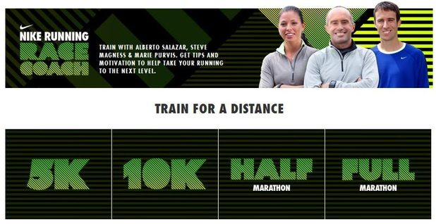Nike facebook page for runners launches tech news digital spy