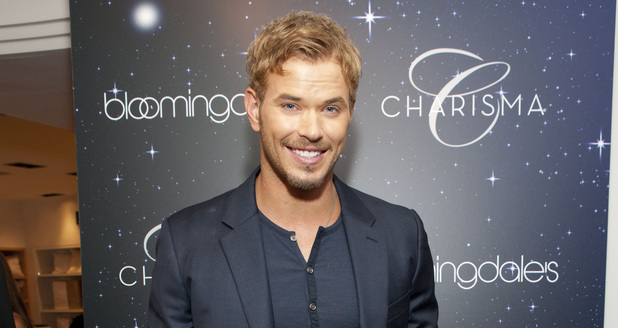 Kellan Lutz Fashion's Night Out 2012  Charisma at Bloomingdales New York City, USA