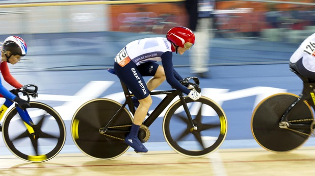 The London 2012 Olympic Games, Cycling, Victoria Pendleton