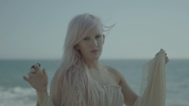 Ellie Goulding &#39;Anything Could Happen&#39; video still