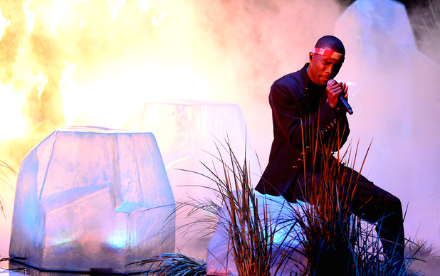 Frank Ocean at the MTV Video Music Awards