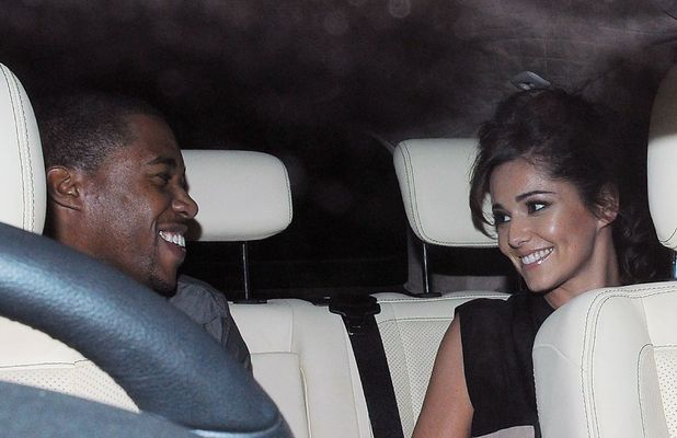 Cheryl Cole leaving the Samosan restaurant, London, Britain - 04 Sep 2012 Subhead: Tre Holloway and Cheryl Cole Supplementary info: Categories: Personality Byline: Rotello/MCP/Rex Features