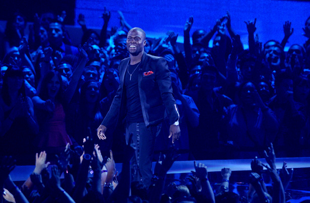 Kevin Hart at the MTV Video Music Awards