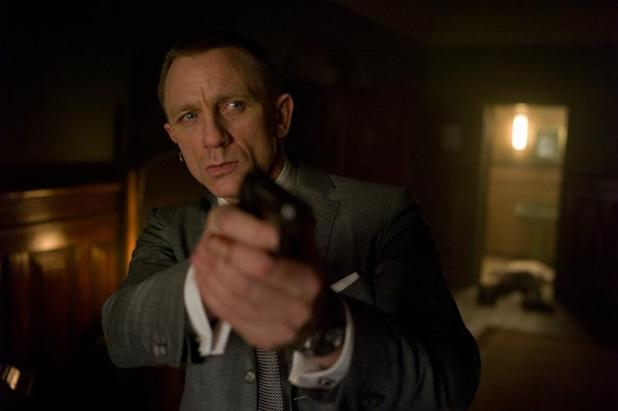 Daniel Craig James Bond Walther PPK