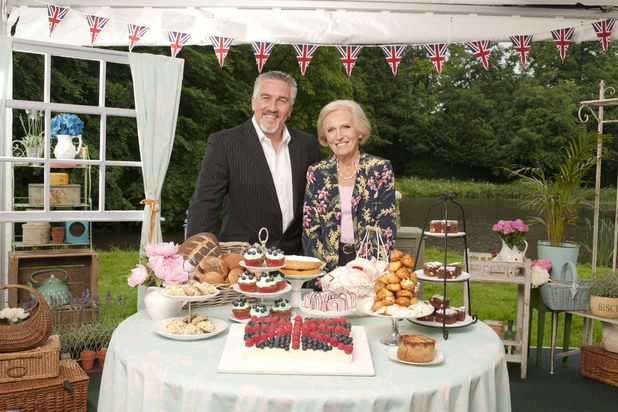 Great British Bake Off, Desserts
