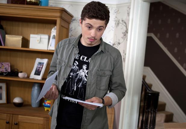 Hollyoaks: 3433: 2012-09-19