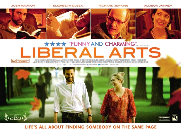 'Liberal Arts' UK quad poster