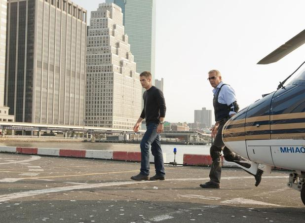 'Jack Ryan': Chris Pine and Kevin Costner