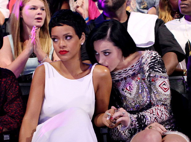 Rihanna, Katy Perry, MTV VMAs