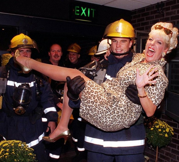 Julie Goodyear, Coronation Street, 1995