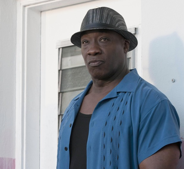 Michael Clarke Duncan as Leo in 'Bones', 2011. Leo went on to appear in 'Bones' spinoff show 'The Finder'.