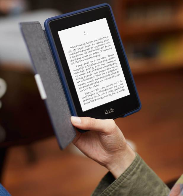 The Kindle Paperwhite