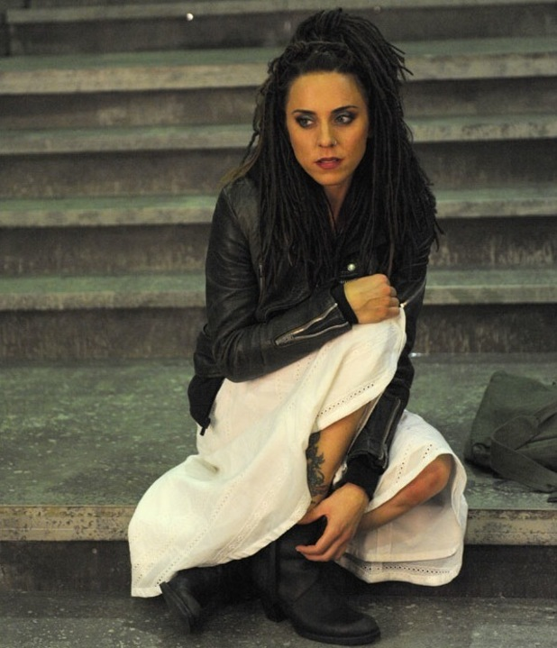 Melanie C as Mary Magdalene in 'Jesus Christ Superstar'.