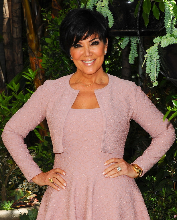 Kris Jenner Associates for Breast and Prostate Cancer Mothers Day Luncheon honors Kris Jenner, Giuliana Rancic and Jillian Reynolds with Women of Achievement Awards held at the Four Seasons Hotel Los Angeles, California  - 09.05.12 Credit: (Mandatory): Daniel Tanner/WENN.com