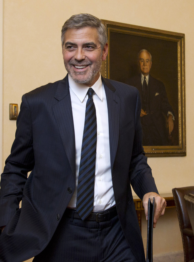 George Clooney