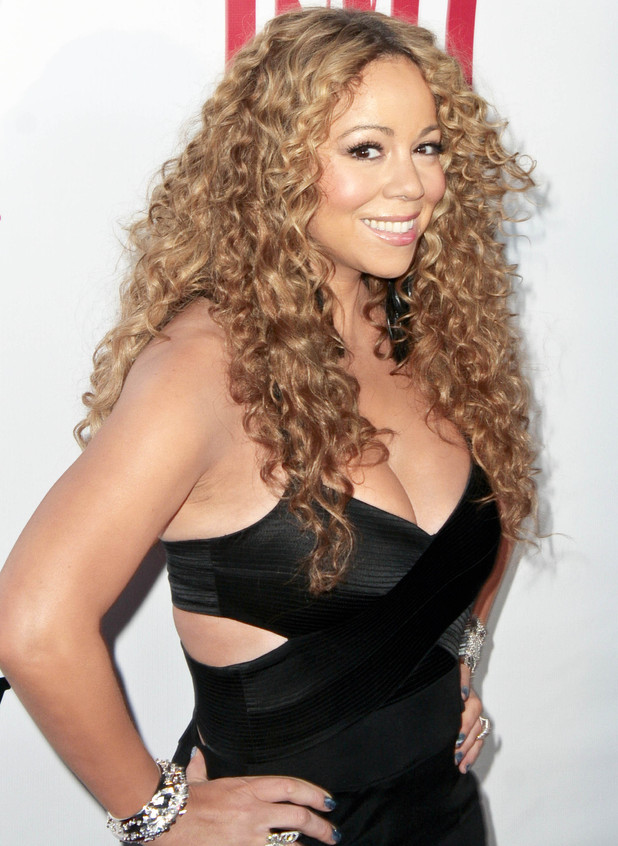 Mariah Carey attends The 12th Annual BMI Urban Awards in Los Angeles.