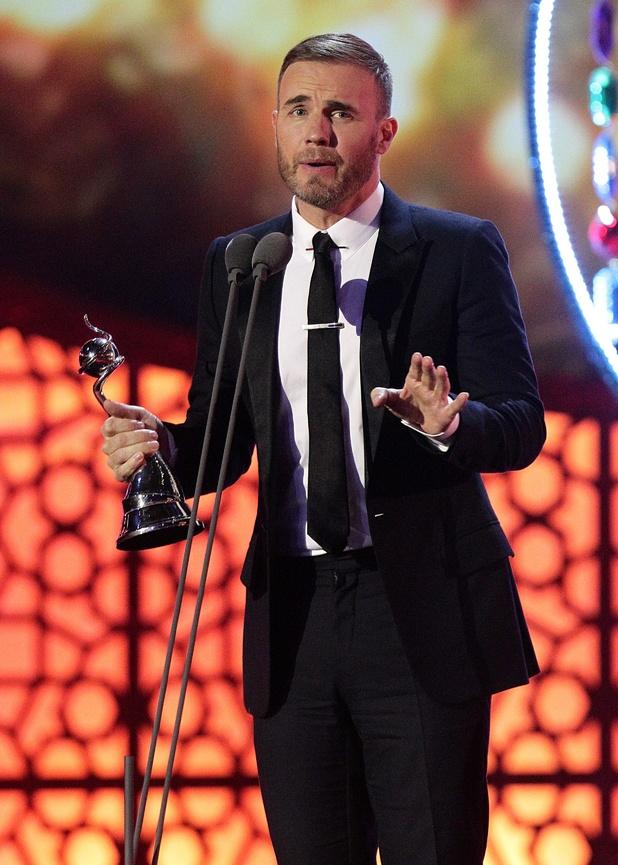 Gary Barlow Actress Gary Barlow