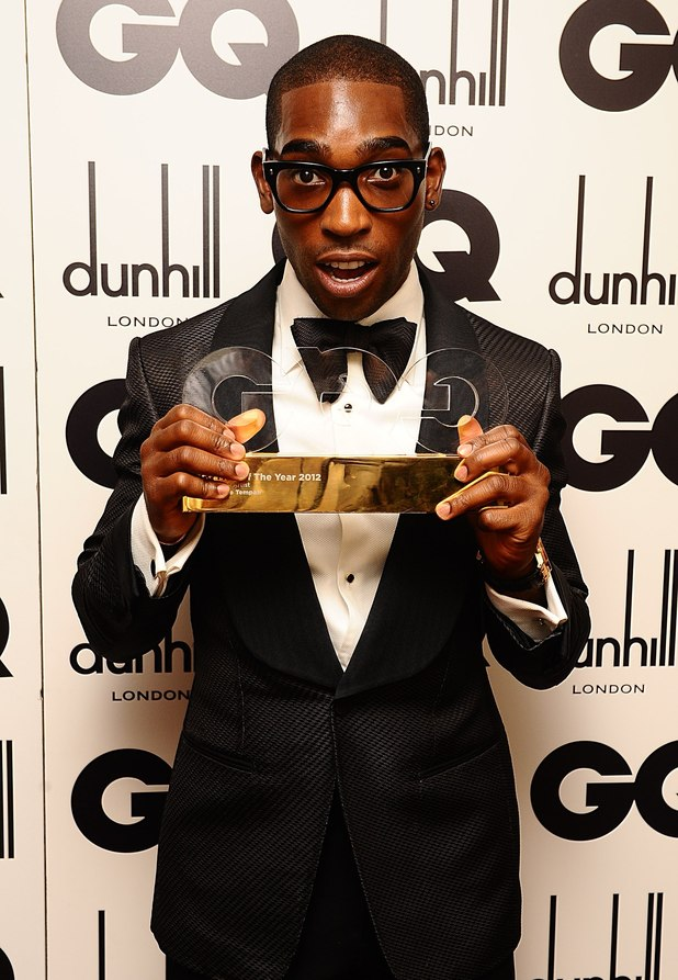 GQ Men Of The Year Awards 2012 - Winners