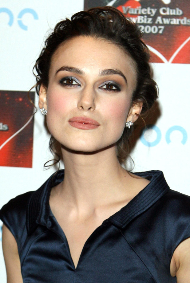 Keira Knightley's famous pout in picturesKeira Knightley's famous pout in pictures