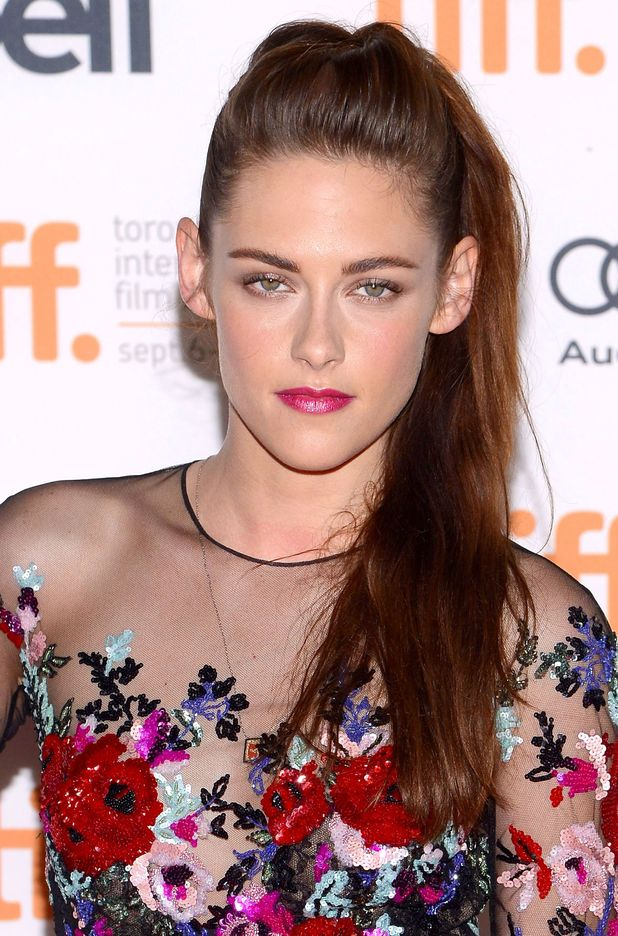 Kristen Stewart at the On the Road premiere Toronto International Film Festival