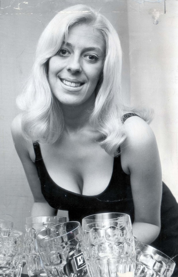 CBB's Julie Goodyear in pictures